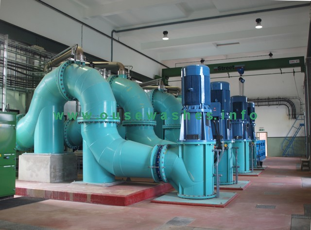 new electric pump hall